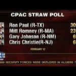 Ron Paul wins CPAC straw poll
