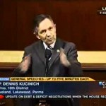 Kucinich: Debt Political Theater Diverts Attention While Americans' Wealth Is Stolen