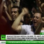 Heads in Sand: Israel's biggest anti-govt protests ignored by media