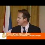 Cameron and Sarkozy visit Libya (09-15-2011)