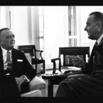 LBJ TAPES: LBJ & J. Edgar Hoover Discuss Covering Up The Kennedy Assassination