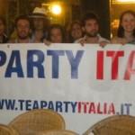 Tea Party hits Italy