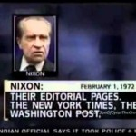 Richard Nixons Secret Tapes: Nixon on who controls the media