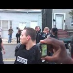 NJ Police Kill A Man Then Stifle First Amendment – Unleash Riot Police On Crowd Including Children