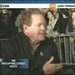 Medial fail: Ed Schultz Gets Heckled During His Live Show At #OWS Protest