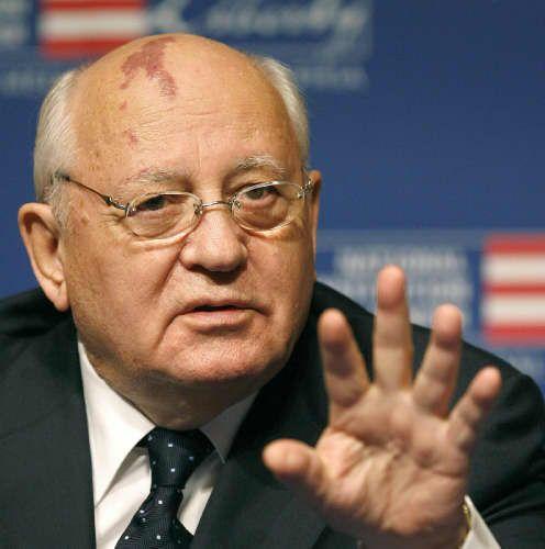 Gorbachev Calls For American Perestroika abramovic2