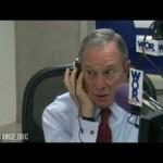 Luke Rudkowski confronts Mayor Bloomberg on The John Gambling Show