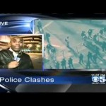 OWS Oakland: Looks Like a Warzone – Police Fire Tear Gas O'Plenty on Crowd