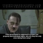 Hitler hears about the Occupy Wall Street movement being hijacked