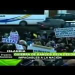 ISLANDIA TRIPLICARÁ SU CRECIMIENTO EN 2012 TRAS ENCARCELAR A POLÍTICOS Y BANQUEROS
