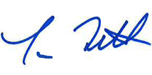 Tom Fitton (signature)