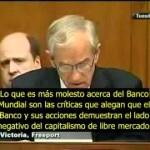 El Banco Mundial y Pobreza Global según Ron Paul