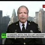 Punished by the Police Union for supporting OWS, Police Captain Ray Lewis talks