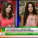 'Obama Girl' having a change of heart