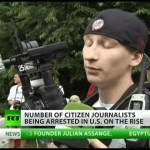 Baton vs. Camera: Police openly hunt for citizen journalists