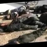 La oposición siria apoyada por la CIA masacra civiles