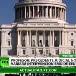 Censura histórica: Congreso de EE.UU. declara en desacato al fiscal general