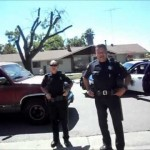 POLICE STATE FAIL: Cops attempt to raid garage sale, get sent packing