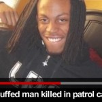 Chavis Carter Found Shot In The Head While In Patrol Car