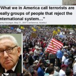 Kissinger on terrorists