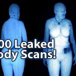World According To Jon : Leaked Airport Body Scan Images