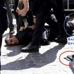 "Same Shoes, Same cops, Same Game (Political Assassination Prevented In Rome As Unemployed Man Tries To ""Shoot Politicians"")"
