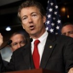 Rand Paul says tea party and father still a factor