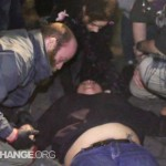 NYPD Tramples Injured Protester at Union Square